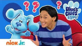 Learn How To Play Blue's Clues! 🐾 Blue's Clues & You!