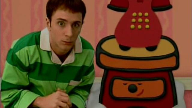 Video Blue S Clues 3x06 Blue S Big Pajama Party Blue S