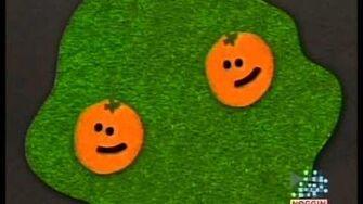 Blue's Clues - Oranges Grow On Trees-0