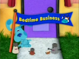 Bedtime Business