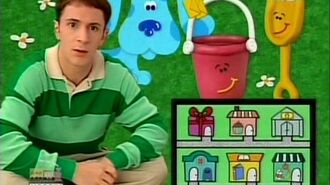 Blue's Clues - 3x14 - Geography!
