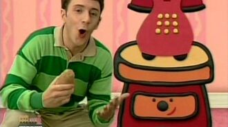 Blue's Clues - 3x19 - What's So Funny?