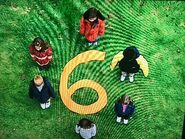 6 from video letter Numbers Everywhere