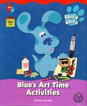 Blue'sArtTimeActivities