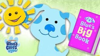 """Story Time with Josh & Blue 5 📖 """"Bedtime in Silly Town"""" Blue's Clues & You!"""