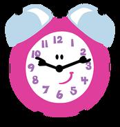 Blue's Clues Tickety Tock Clock Standard