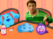 Blue's Clues Tickety Tock Photo