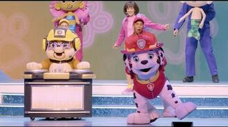 Take a Backstage Tour of Nick Jr. Live! Move to the Music