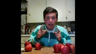 Blue's Clues Counting Apples
