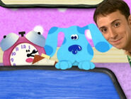 Blue's Clues Tickety Tock with Book