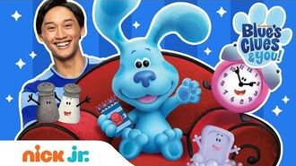 It's Time to Learn Blue's Clues! Blue's Clues & You! Nick Jr.
