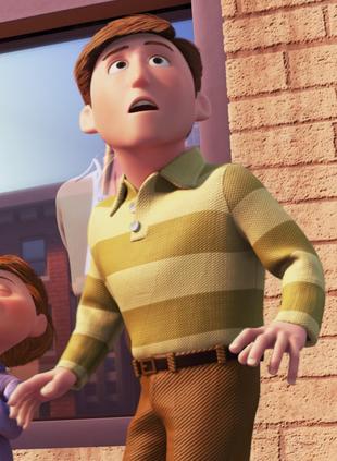CGI Animated