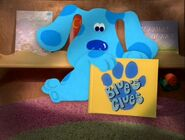 Blue's Clues Season 5 Logo