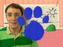 Blue's Play Pawprint Cleanup B