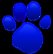 Blue's Paw Print (Reboot)