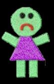 Fifi frown