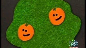 Blue's Clues - Oranges Grow On Trees