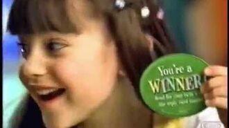 Nick Jr. Commercials (March 2000)