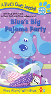 Blue'sBigPajamaPartyVHS