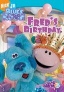 Fred's Birthday DVD