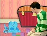 Blue's Sad Day