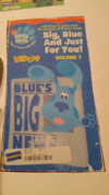 Big Blue And Just For You Volume 7 VHS