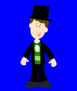 Steve (2002) (Tuxedo)
