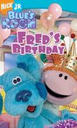 Fred's Birthday VHS