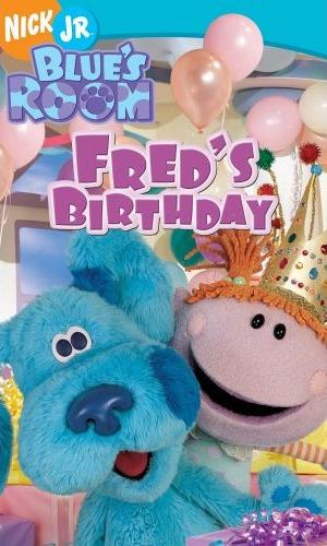 Freds Birthday Vhs Blues Clues Wiki Fandom Powered By Wikia