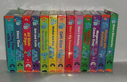 LOT-OF-14-CHILDRENS-Nick-Jr-Blues-Clues