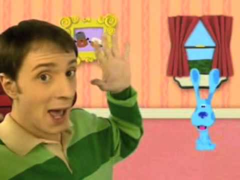 Joes First Day Blues Clues Wiki Fandom Powered By Wikia