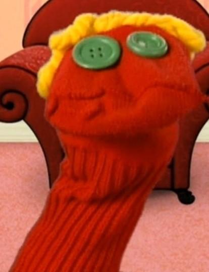 Sock Puppet Blues Clues Wiki Fandom Powered By Wikia