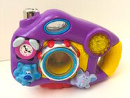 Blue's Clues Toy Camera