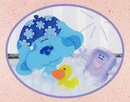 Blues-Clues-Slippery-Soap-bathtub