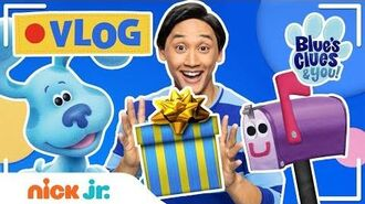 Holiday Shopping, Mailtime & More! 🎁 Josh & Blue's VLOG Ep.2 Blue's Clue's & You!
