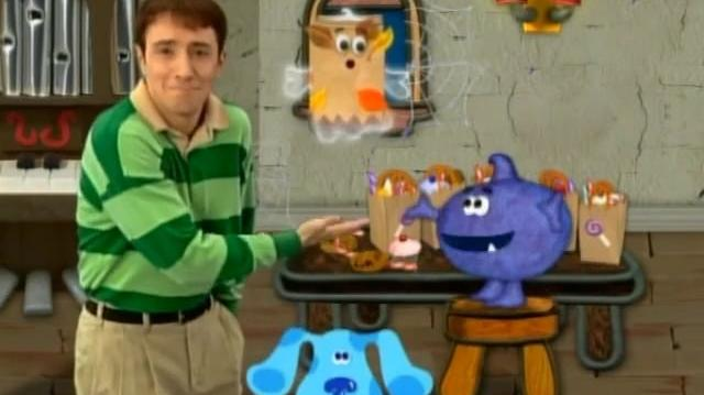 Video Blue S Clues 3x22 Blue S Big Costume Party