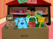 Blue's Clues Shovel and Pail