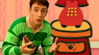Blue's Clues - 03x07 - Draw Along With Blue!