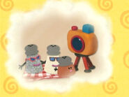 Blue's Clues Paprika, Mr. Salt and Mrs. Pepper Dream