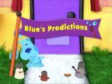 Blue's Predictions