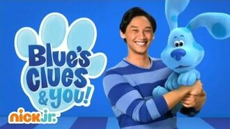 Blue's Clues And You - Theme Song Promo