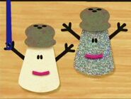 Mr. Salt and Mrs. Pepper