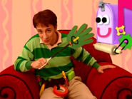 Blue's Clues Mailbox Contraptions