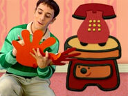 Blue's Clues Sidetable Drawer Thankful