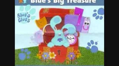 Blue's Big Treasure - The Things I Love to Do (Track 10)