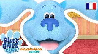 Blue a de grandes nouvelles pour nous Blue's Clues & You!