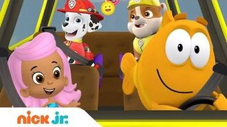 Nick Jr.'s Traffic Jams 2 🚙🎶 Sing Along w Molly (Bubble Guppies), Marshall & Rubble (Paw Patrol)
