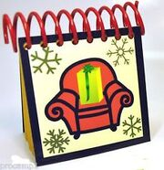 Blue's Clues Holiday Notebook