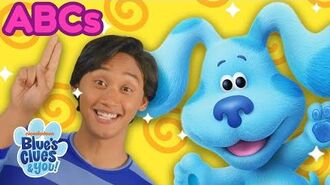 Learn ASL w Josh & Blue Sign Language for Kids Blue's Clues & You!