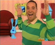 Kevin Blues Clues Wiki Fandom Powered By Wikia